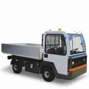 Trasportatore elettrico a pianale Simai PE30