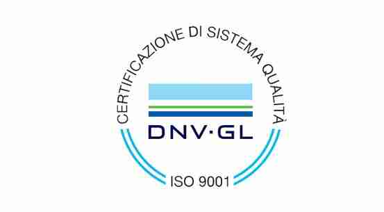 DNV-GL - ISO 9001